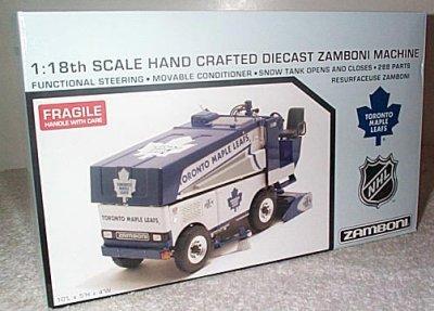 Toronto Maple Leafs Zamboni D-500