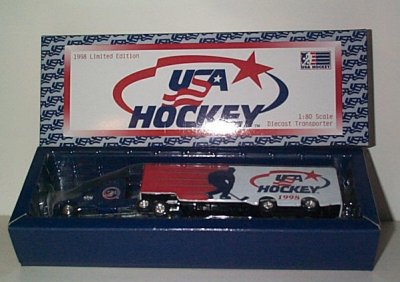 USA Hockey '98 Team Transporter