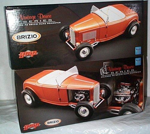 '32 Brizio Munz Ford Roadster # 8