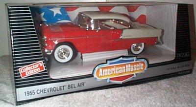 '55 Chevrolet Bel Air Hardtop
