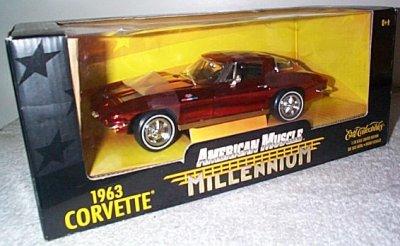 '63 Corvette Sting Ray Millennium Issue