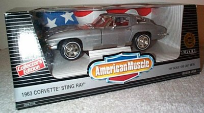 '63 Chevrolet Corvertte Sting Ray