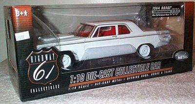 '64 Dodge 330 2 Door Sedan