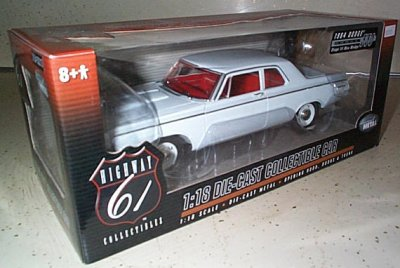 '64 Dodge 330 Stage III Max Wedge
