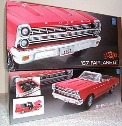 '67 Ford Fairlane GT Convertible By GMP