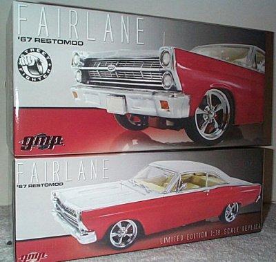 '67 Ford Fairlane Restomod