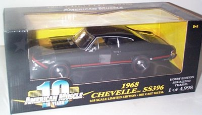 '68 Chevelle SS396 Hobby Edition