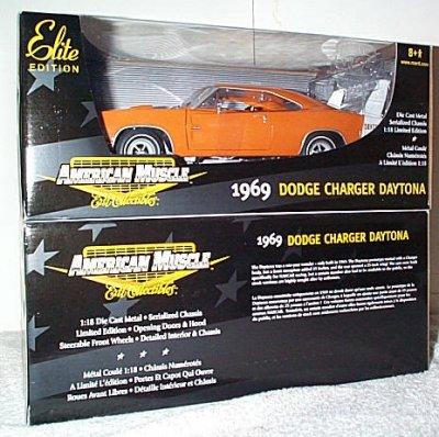 '69 Dodge Charger Daytona Elite Series