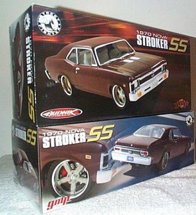 '70 Chevrolet Nova Stroker SS By GMP