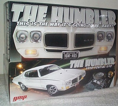 '70 Pontiac GTO The Humbler In Silver