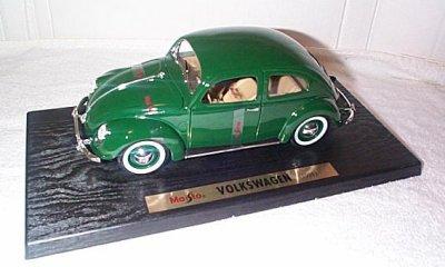 '51 VW Beetle Two Door Sedan