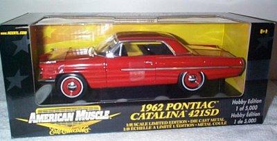 '62 Pontiac Catalina 421SD Hobby Edition