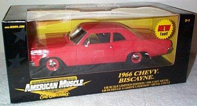 '66 Chevrolet Biscayne 427 Two Door Seden