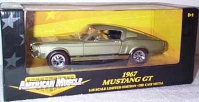 '67 Ford Mustang GT