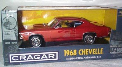 '68 Chevrolet Chevelle Cragar Series