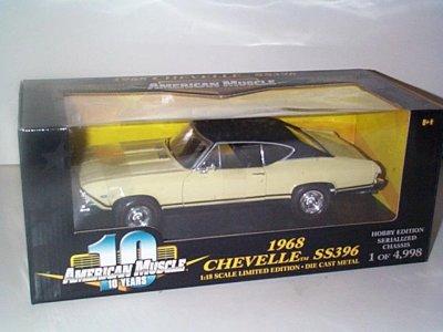 '68 Chevrolet Chevelle SS 396