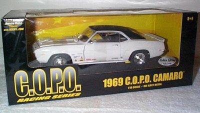 '69 Chevrolet Camaro C.O.P.O.