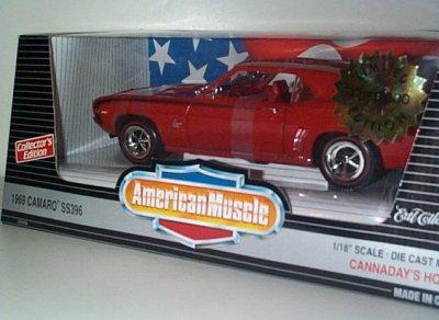 '69 Chevrolet  Camaro SS 396 L-89