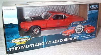 '69 Ford Mustang GT 428 CJ
