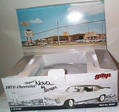 '70 Berger Chevrolet Super Nova