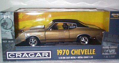 '70 Chevelle SS 454 Cragar Series