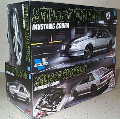 '93 Ford Mustang Cobra Street Fighter
