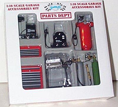 Garage Accessories Kit #9010