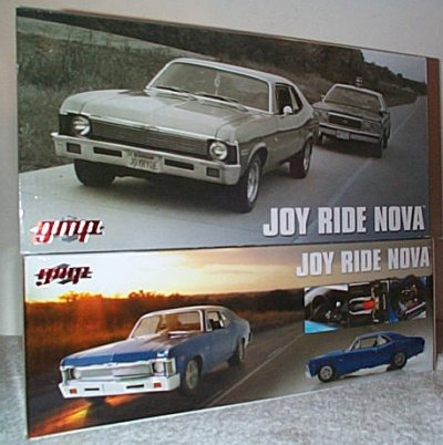 '70 Joy Ride Nova By GMP