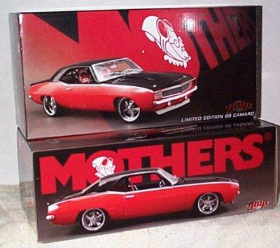 '69 Chevrolet Camaro Mother's
