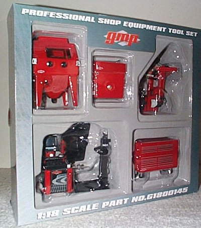 Professional Shop Equipment Tool Set