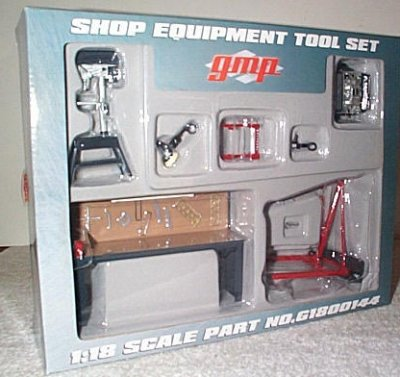 Shop Equipment Tool Set GMP