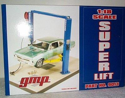 Super Twin Post Auto Lift By GMP