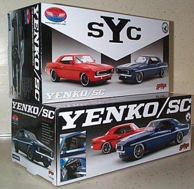 Yenko/SC Chevy Camaro 1 Of 996