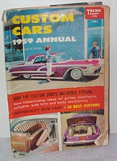 Custom Cars '59 Annual