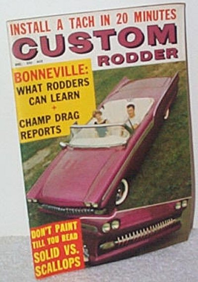 Custom Rodder Dec.'60