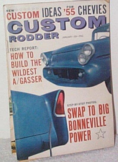 Custom Rodder Jan.'62