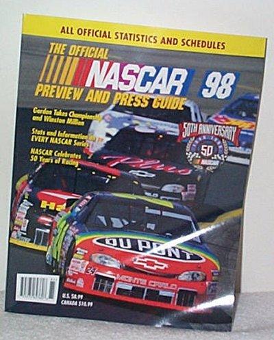 Nascar '98 Press Guide