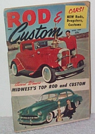Rod & Custom April '59