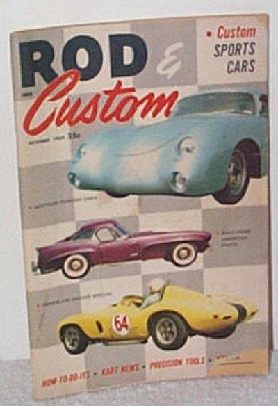 Rod & Custom Oct.'59