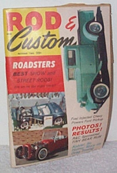 Rod & Custom Oct.'60