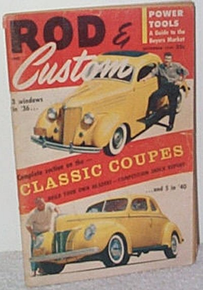 Rod & Custom Sept.'59