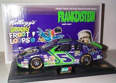 Terry Labonte Spooky Loops '97 Monte Carlo