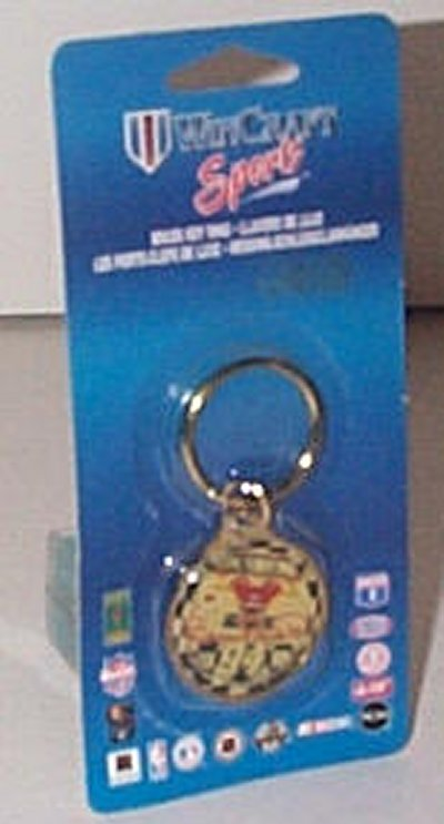 Bill Elliott McDonald's Sports Key Ring