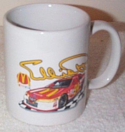 Bill Elliott McDonald's '97 T-Bird Coffee