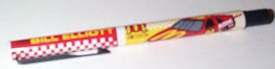Bill Elliott McDonald's Ball Point Pen
