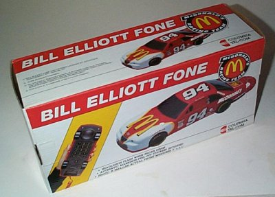Bill Elliott McDonald's Thunderbird Phone
