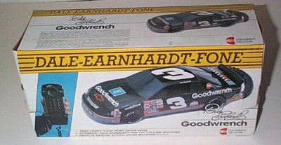 Dale Earnhardt Telephone