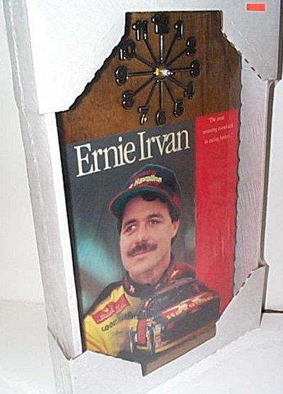 Ernie Irvan Tex/Hav Comeback Clock