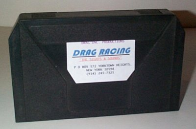 Sights & Sounds Early Drag Racing Video