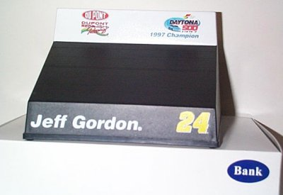 Jeff Gordon '97 Daytona 500 Champ Track Bank